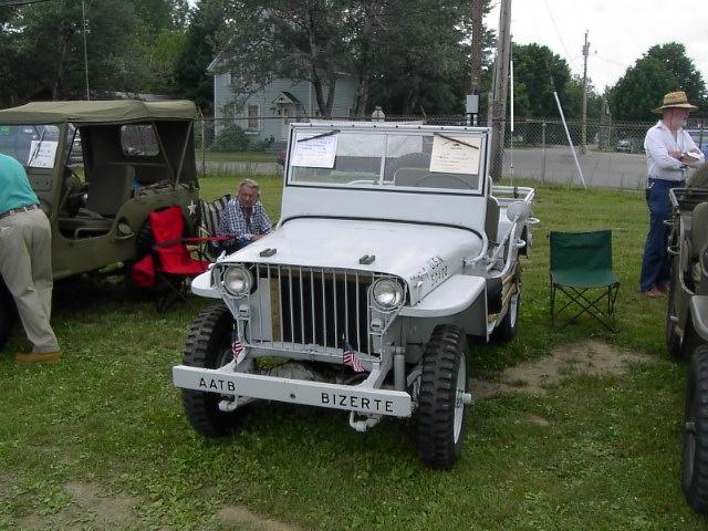 Farmington Maine Car Show